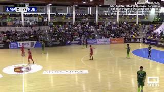 DIRECTO: Fútbol Sala: UMA Antequera - FSD Puertollano. PlayOff Ascenso. Castilla - La Mancha Media.