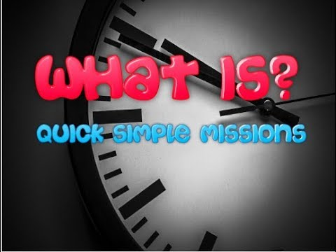 QUICK SIMPLE MISSIONS (Fast Game Development) - Unity Forum