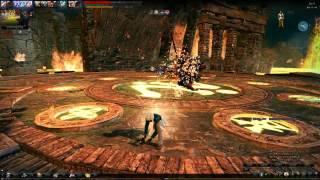Vindictus - Spear Lann Crom Cruach Solo / 마비노기 영웅전 - 창시타 크로우 크루아흐 솔플