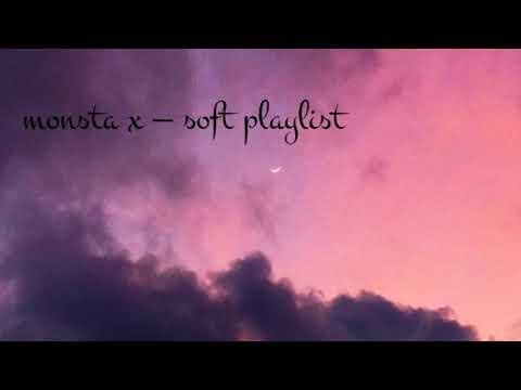 monsta x ― soft playlist
