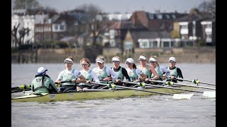 Boat Race 2019: Oxford and Cambridge women say tide has finally turned in their favour