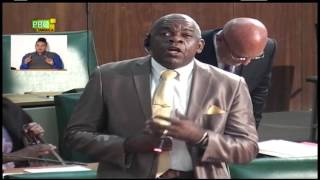 SENATE OF JAMAICA FRIDAY, DECEMBER 2, 2016