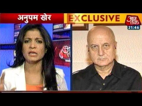 Exclusive: Anupam Kher Speaks Over Intolerance In The Country