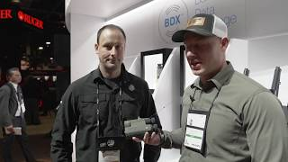 All New KILO 3000 BDX Rangefinding Binocular from Sig Sauer Optics at SHOT Show 2019!