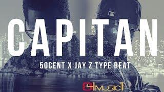 50cent x JayZ Type Beat - Capitan | Rap Type | New York Type Video