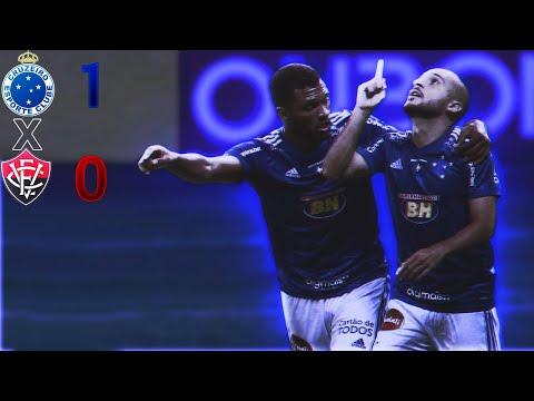 Cruzeiro Vitoria Goals And Highlights