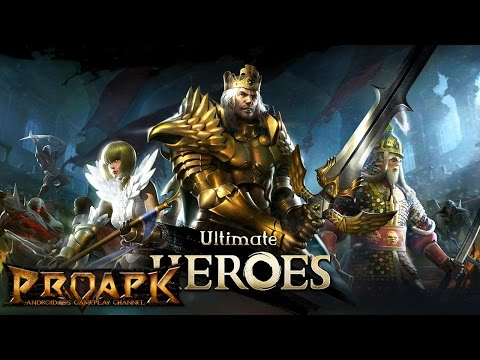 Ultimate Heroes Gameplay Android / iOS