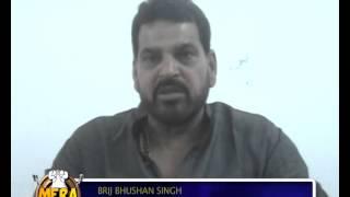 Brij Bhushan Singh, BJP || Winner from Kaiserganj, Uttar Pradesh