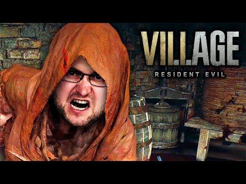 КРОВАВЫЕ ПОДЗЕМЕЛЬЯ ► Resident Evil 8: Village #4
