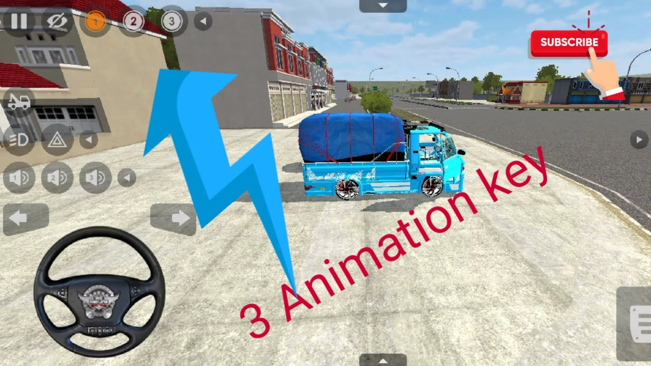 500 Mod Mobil Drift Bussid Terbaru