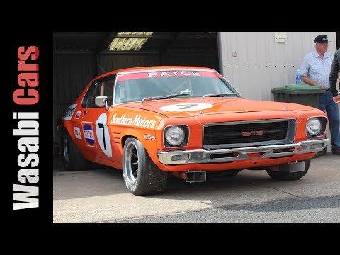 Lakeside Classic: Bob Jane's 1971 Holden HQ Monaro GTS 350