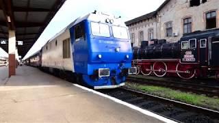 IR1833 Iași-Timișoara Nord pleacă din stația Oradea 11.06.2018