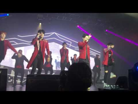 160706 GOT7 - 손들어 (Put Your Hands Up) @ FLY in NYC