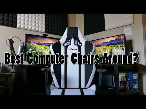 Salazar Studio Meets the AKRacing Chair