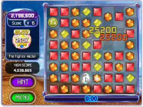 How to cheat Bejeweled Blitz [Facebook]