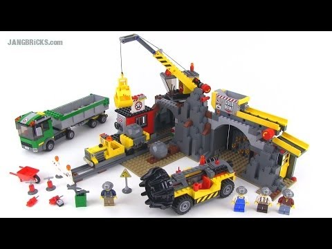 Free Streaming Lego City 4204 Mine Set Review (2016 Nov) Online Movies