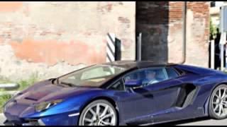 Dazzling Black Chrome Lamborghini Aventador Twin Turbo