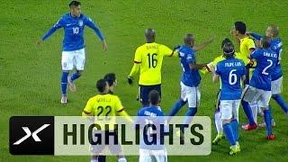 Neymar tickt aus und Roberto Firmino vergibt | Brasilien - Kolumbien 0:1 | Copa America
