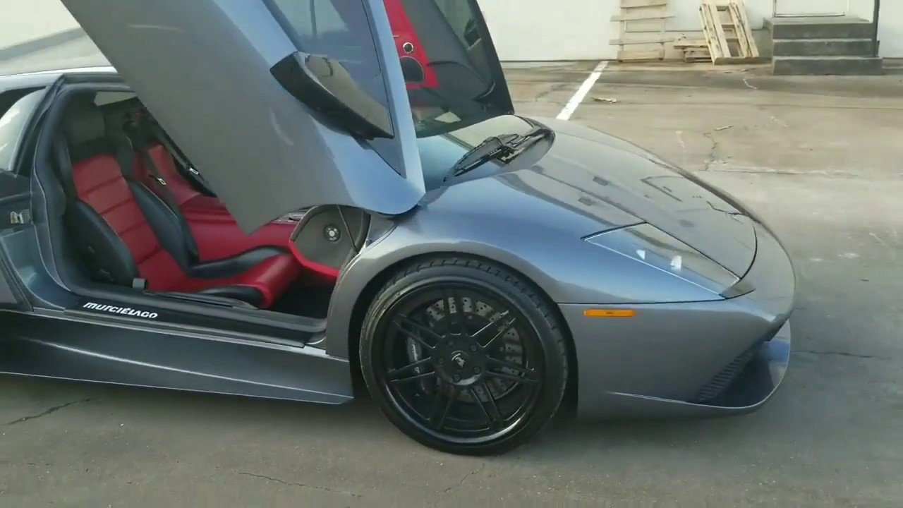 6 Speed Manual Lamborghini Murcielago For Sale In Houston Texas