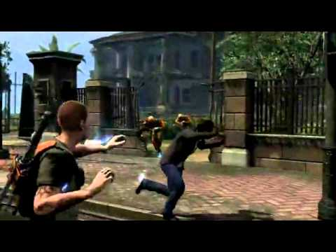 inFamous 2 - Given Up