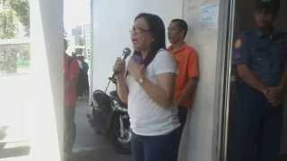 Recall Election Protest In Front Of Comelec, Malolos Capitol