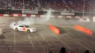 Drift World Champion at Red Bull Drifting Competition 2013, Dubai, UAE