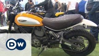 الدراجات النارية على ضفاف بحيرة كونستانس | عالم السرعة