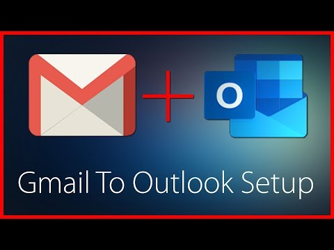 Youtube how to setup gmail in outlook 2020 windows 10