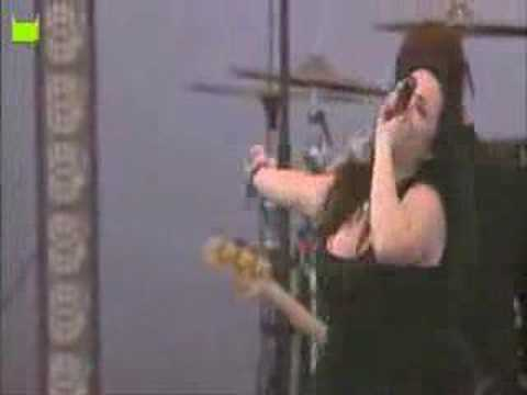 EVANESCENCE LIVE AT DOWNLOAD FESTIVAL (SWEET SACRIFICE)