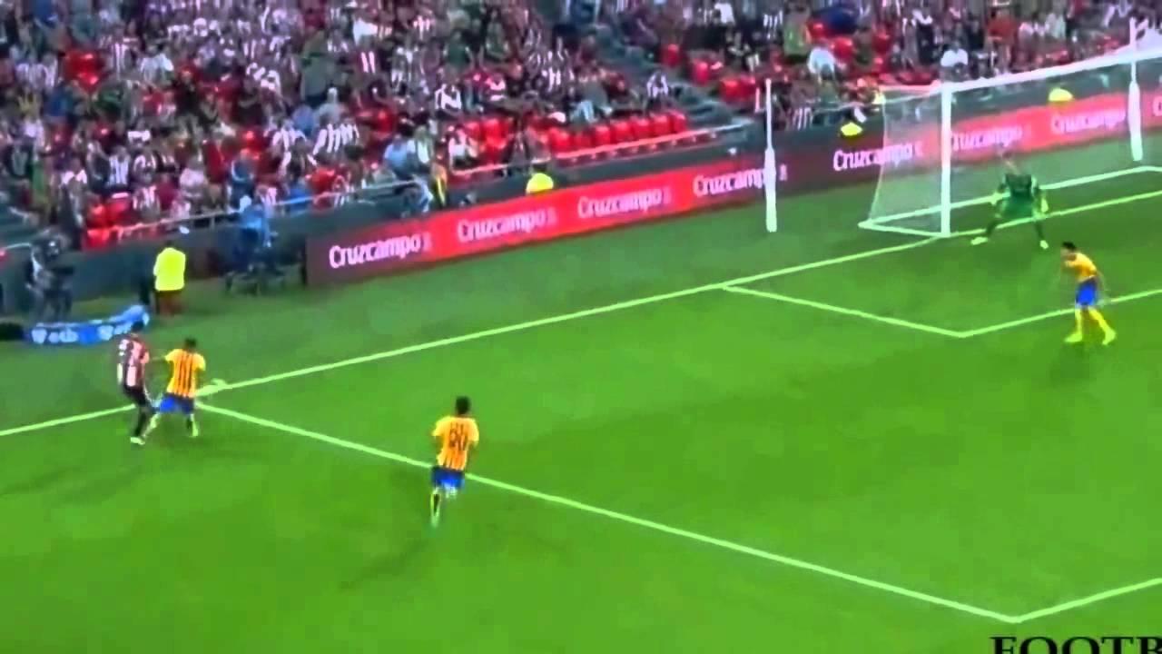 Барселона атлетик бильбао суперкубок 4 0 смотреть