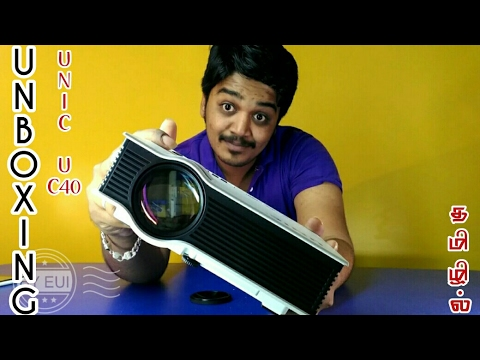 UNIC UC40 UNBOXING, FIRST OPINION REVIEW IN TAMIL |தமிழ்....