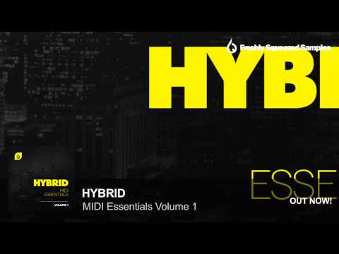MIDI Files   Hybrid MIDI Essentials Volume 1 (Piano Demonstration)