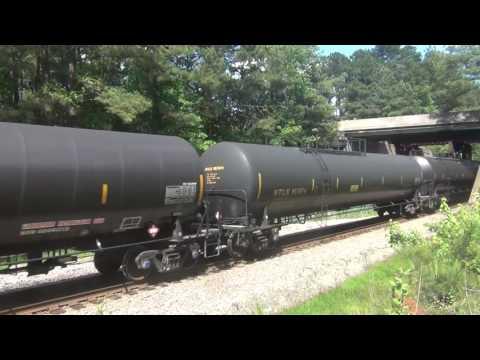 NTD 2016 railfanning at Collier Yard