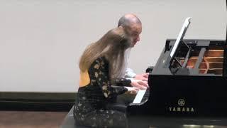 Rachmaninov: Six Morceaux op.11 - Barcarolle / Sara Costa & Fabiano Casanova Piano duo