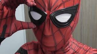Homecoming V2 Spider-man Suit Review | ZentaiZone
