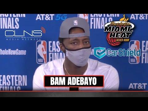 Bam Adebayo Postgame