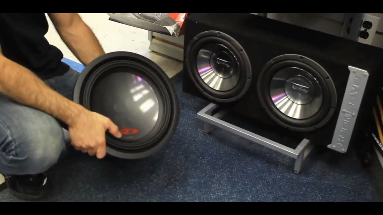 One 12 or Two 10 Subwoofers  Car Audio  YouTube