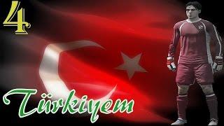 FIFA 16 ★ [ Kaleci Kariyeri ] #4 ★ Güzel TÜRKİYEM'e Dönüyoruz !