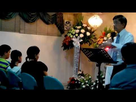 Eulogy for Pr. Vic Co by Pr. Eugene Guzon