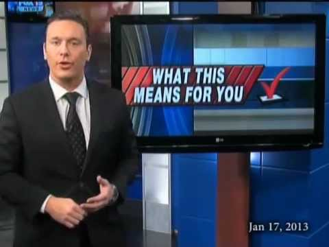Ben Swann Reality Check: The Truth About Crime Rates In The US Vs UK - Jan 17, 2013