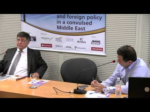Turkey: domestic and foreign policy in a convulsed Middle East - Parte 2 - Sahin e Lourival