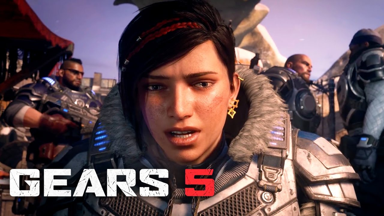 Gears Of War 5 - Official Cinematic Announcement Trailer | E3 2018 thumbnail