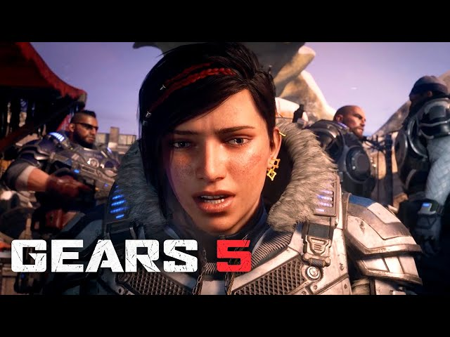 Gears Of War 5 - Official Cinematic Announcement Trailer   E3 2018