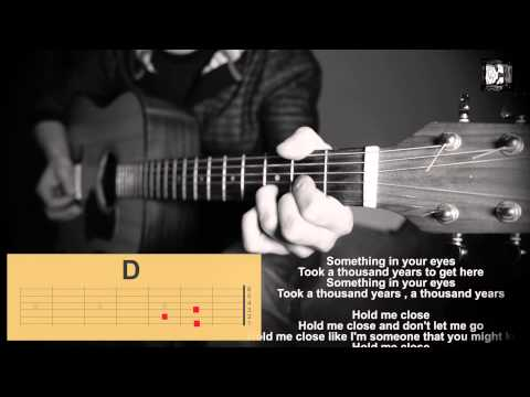 Iris Hold Me Close piano chords - U2 - Khmer Chords