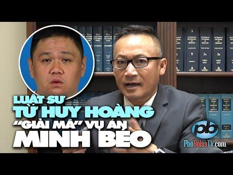 """Luật sư Từ Huy Hoàng """"giải mã"""" thắc mắc dời phiên xử vụ án Minh Béo"""