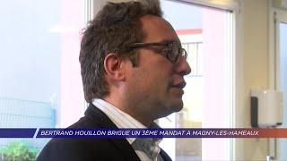 Yvelines | Bertrand Houillon brigue un 3ème mandat à Magny-les-Hameaux