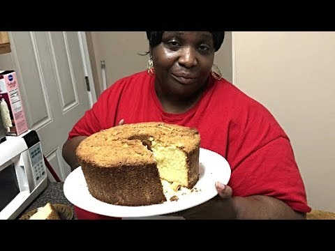 SoulfulT How To Make Cream Cheese Pound Cake