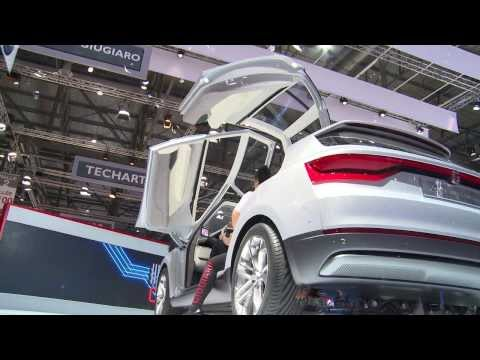 Live from Geneva 2014 - Italdesign Giugiaro