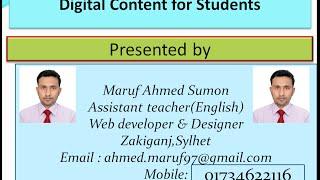 learn english grammar in bengali preposition