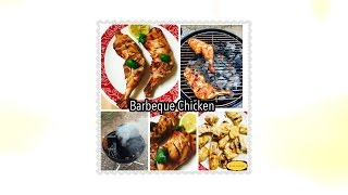 How To: Perfect Barbecue Chicken Recipe,  Cooking Class On Grilling Basics